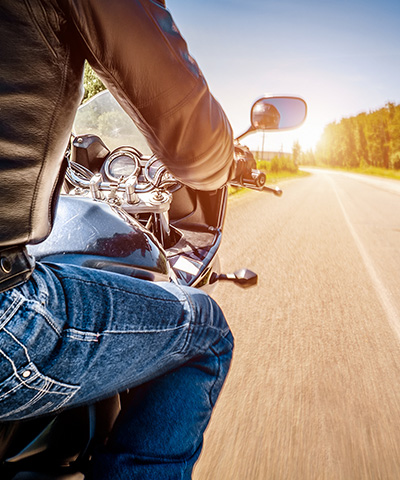 Motorcycle accident attorney